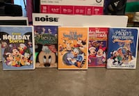 Disney's Mickey Mouse and friends DVD Collection. Keller, 76248