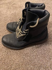 Navy blue timberland size 9.5