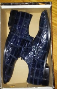 Stacy Adams Blue Dress Shoes Chicago, 60621