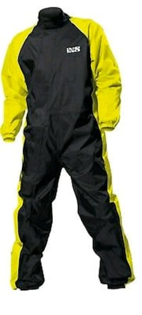 NEW ADULT: IXS Orca Evo Motorcycle 1 piece Rain Su