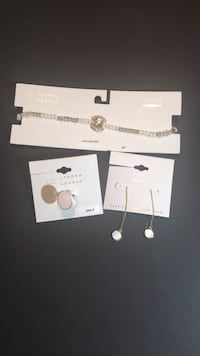 Lauren Conrad jewelry  together for $21