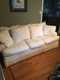 White Lane fabric 3-seat sofa Vienna, 22182