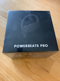 Brand new Powerbeats Pro Wireless Black (Sealed) Silver Spring, 20906