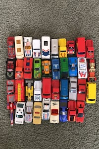 Vintage Hot Wheels collection!!