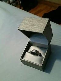 Silver ring brand new from people's jewelry!