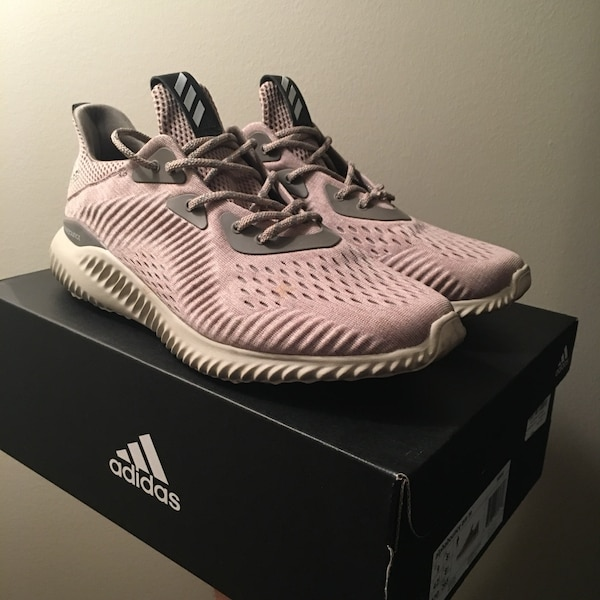 464dd450c66e4 Used Adidas Alphabounce Tan for sale in Bradford - letgo