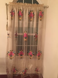 3 Moroccan curtains Sterling, 20166