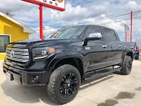 2016 Toyota Tundra 4WD Truck CrewMax 5.7L FFV V8 6-Spd AT Platinum Dallas, 75218
