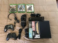 Xbox One with Kinect, 2 Controllers, 3 Games, and Headset Elk Grove, 95758