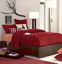 Queen Bed with Storage Drawers - West Elm Washington, 20008