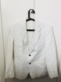 Linen white blazer men Surrey, V3T