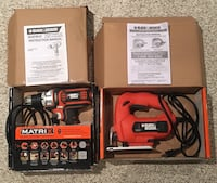 Black and Decker Power Tools Whitby, L1P 1N7