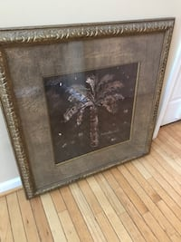 Palm Tree Painting Bunker Hill, 25413