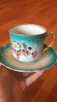 China tea cup and saucer  Ottawa, K1Y 2B7