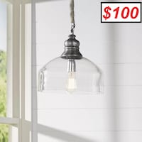 AJ - BRAND NEW - Dorothea 1-Light Pendant Mississauga