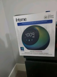 iHome Color Changing Bluetooth Speaker Edmonton, T6V 1J5