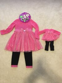 Dollie And Me Outfits Fredericksburg, 22405