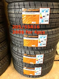 Winter tire sale Richmond Hill, L4C 3G1