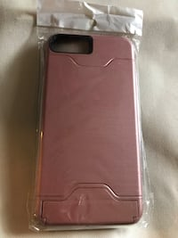 IPhone case with card holder and kickstand for 7plus  Virginia Beach, 23452