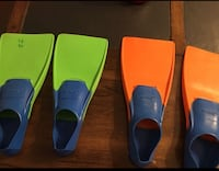 Kids swimming fins Fairfax, 22033