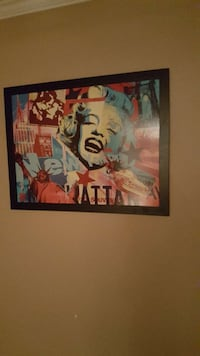Marilyn Monroe and New York poster Peachland, V0H 1X8