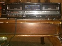 Fisher CR-W85 Dual tape player/recorder Columbus, 43205