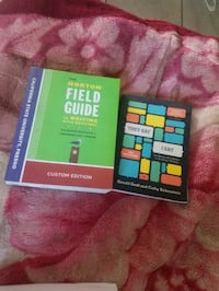 The norton field guide / they say i say Fresno, 93722