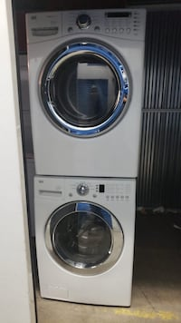 Lg washer and dryer electric with warranty New York, 10453