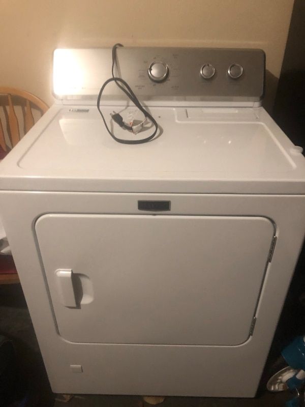 Used and new dryer in Lee's Summit - letgo D Maytag Dryer Wiring Diagram on