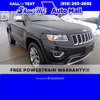 2014 Jeep Grand Cherokee Limited Harrisonville, 64701