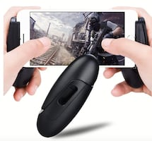 """Brand New Seal in Box PUBG Mobile Game Controller Handle Grip Gamepad L1 R1 Sensitive Shoot Aim Joysticks Physical Buttons for PUBG/Fortnite/Knives Out/Rules of Survival for 4.5"""" to 6.5"""" Android iOS Phones"""