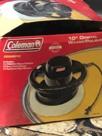 Black and red craftsman wet / dry vacuum cleaner box