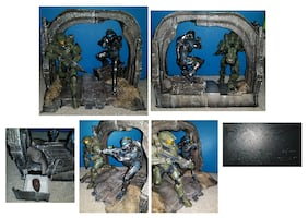HALO GUARDIANS COLLECTOR'S EDITION STATUE