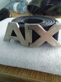Armani Exchange Genuine Leather Belt Edmonton, T5H 2T5