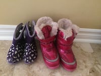 Girls winter boots- Bogs and Cougar Richmond Hill, L4C 9P4