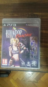 PS3 - Chainsaw Lollipop Çankaya