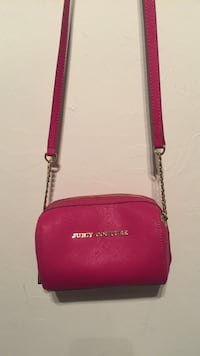 Red michael kors leather crossbody bag Estero, 33928