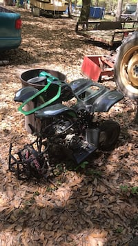 110 atv parts motor there