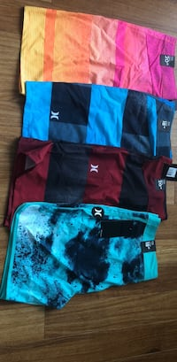 Blue, black, and red shorts Houston, 77043