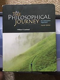The Philosophical Journey by William R. Lawhead book