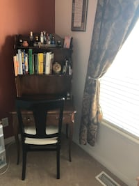 Antique Curio cabinet or desk