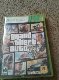 Grand theft auto 5 no game Xbox 360 Hampton, 30228