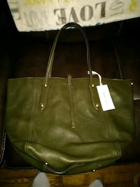 Annabel Ingall army green purse  Baltimore, 21223