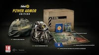 Fallout 76 PS4 Power armor edition null