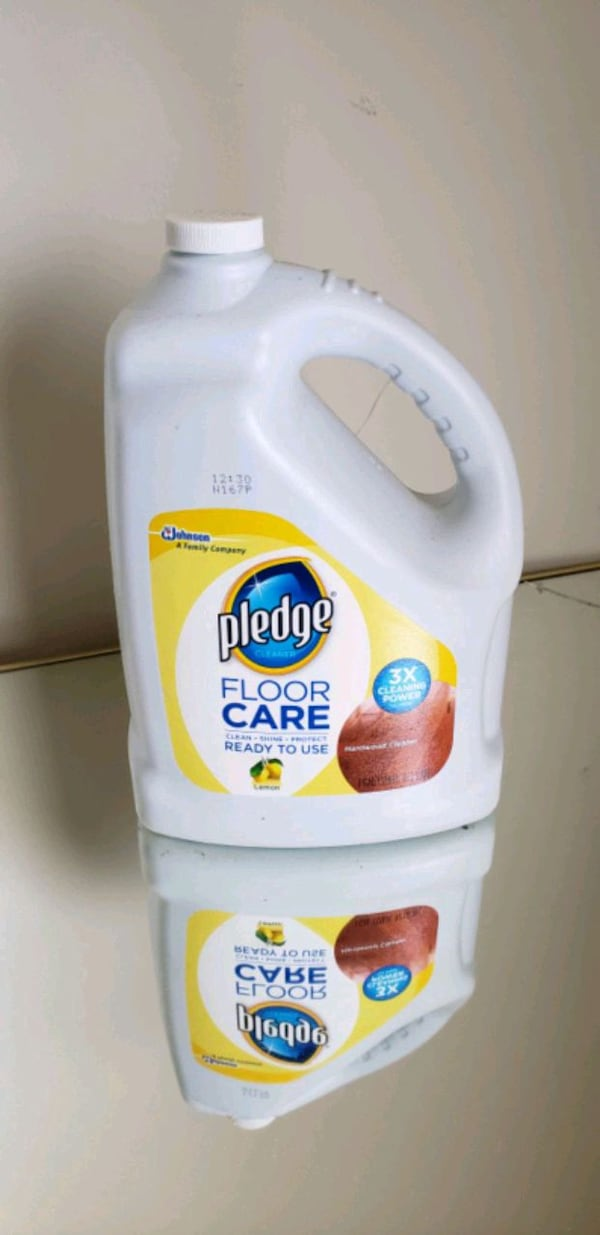 Used Pledge Floor Care Polish For Sale In Oxon Hill Letgo