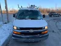 2009 Chevrolet Express Cargo Laval