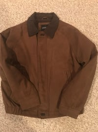 Brown zip-up jacket........ Baltimore, 21236