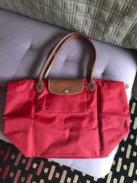 Longchamp Large Red Bag Surrey