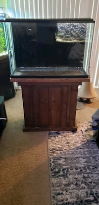 45 Gallon aquarium with Stand Wilmington