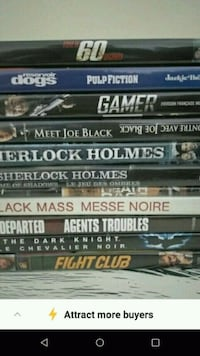 assorted movies St. Catharines